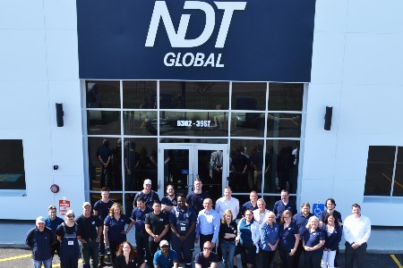 No time loss in 25 years for NDT Global Canada