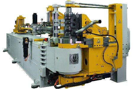 Schwarze-Robitec to showcase tube and pipe bending machines at Fabtech