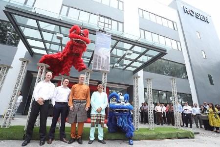 ROSEN celebrates Malaysian office opening