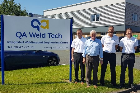 QA Weld Tech secures world leading accreditation