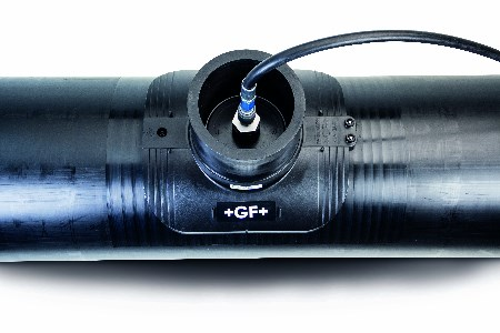 GF Piping Systems reveals new integrated pressure testing interface