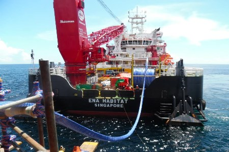 PETRONAS awards IFL subsea pipeline rehabilitation technology highest TRL status