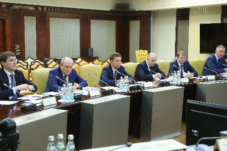 Recent meeting addresses joint efforts of Gazprom and pipe producers