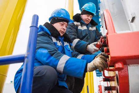 Gazprom's Urdomskoye GPOC celebrates its 45th anniversary