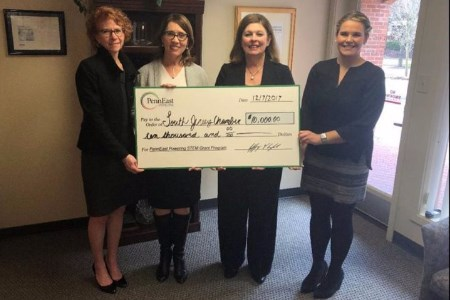 PennEast grants US$10 000 to South Jersey Chamber Foundation