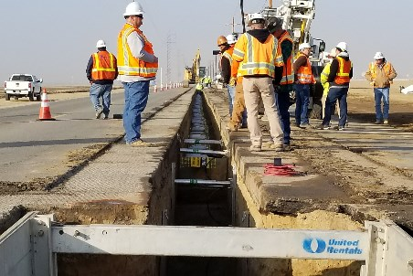SoCalGas develops fibre optic pipe monitoring tech
