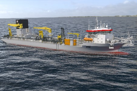 Jan De Nul makes dredger orders