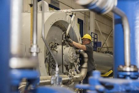 Siemens: new compressor train order