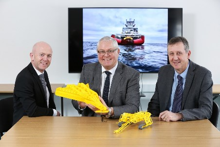 Ecosse Subsea Systems strengthen management team