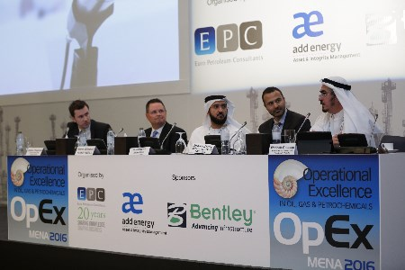 OpEx MENA to highlight the continuing importance of operational excellence and safety