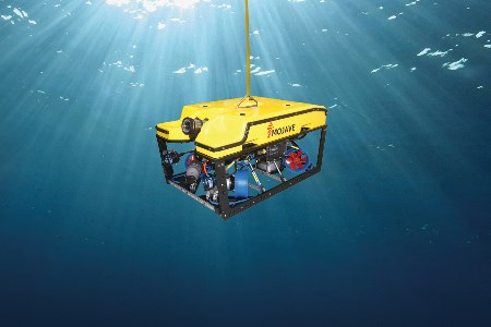 ROV sales for Forum in Russia and Norway