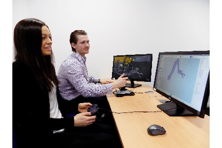 Forum and BluHaptics combine technologies to enhance ROV training and analysis