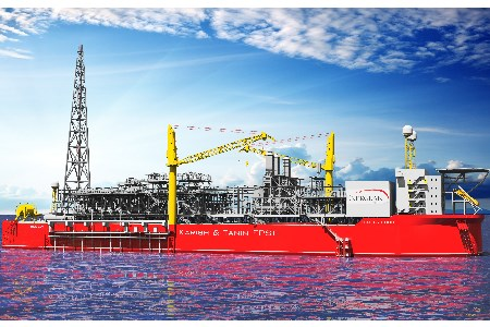 Sembcorp Marine wins contract for FPSO offshore Israel