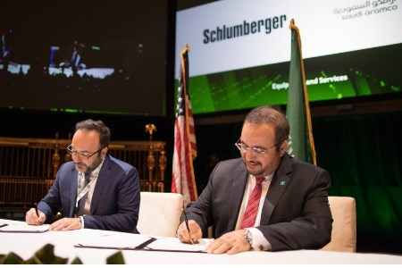 Saudi Aramco announces commercial cooperation with 14 US companies