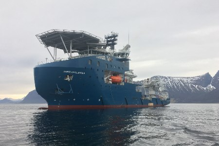 Kreuz Challenger mobilised for Brunei Shell contract