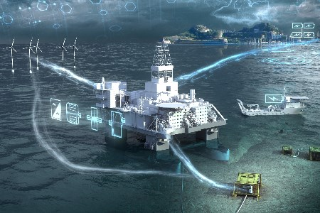 Siemens' energy storage solutions bring clean power to offshore operations