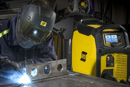 New ESAB Rebel 3-phase welders