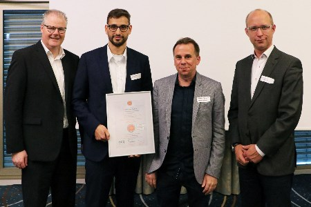 Endress+Hauser receives the StarAudit certification