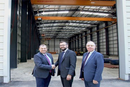 TUV SUD NEL completes building of £16m test facility