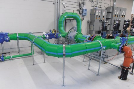 New technical committee for polypropylene pipe