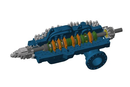 Gabbioneta pump range has been selected for Magellan Midstream project