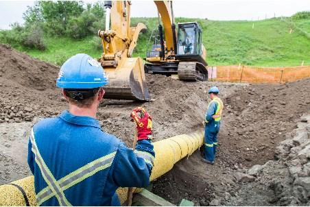 TransCanada places Topolobampo pipeline into service