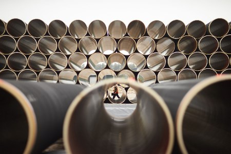 Nord Stream 2 pipelaying preparatory works underway