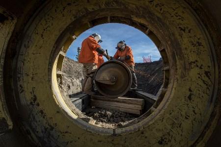 Quanta Services chosen for Enbridge's pipeline project