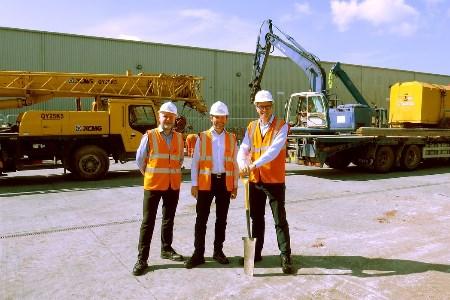 Trelleborg breaks ground on new UK hyperbaric testing facility