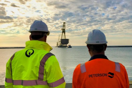 Veolia-Peterson to collaborate with Allseas on North Sea project