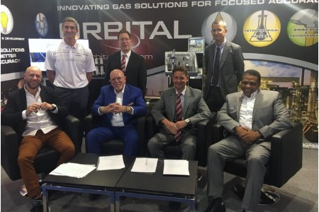Orbital Gas Systems and SAMSON join forces