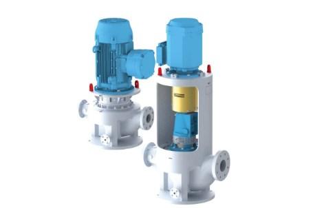 New vertical pump from SPX Flow