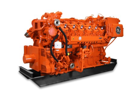 GE introduces latest enhancement to its gas engines
