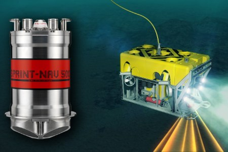 DOF Subsea selects Sonardyne technology for ROVs