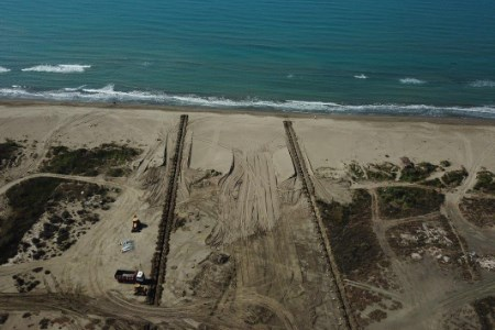 TAP launches offshore construction works in Albania