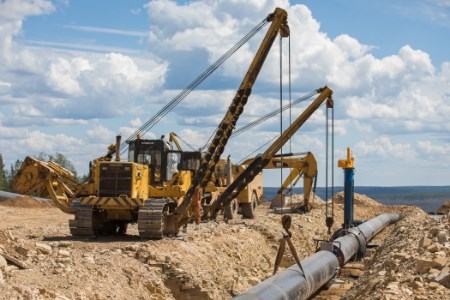 TurkStream gas pipeline's offshore section 95% completed