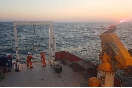Baltic seabed survey contract marks first for iSURVEY