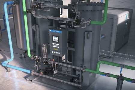 Atlas Copco expands its nitrogen generator range