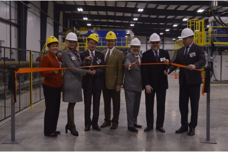 IPSCO opens new coatings facility