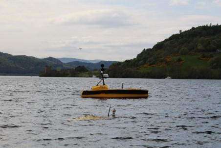 Sonardyne leads ocean autonomous systems collaboration project
