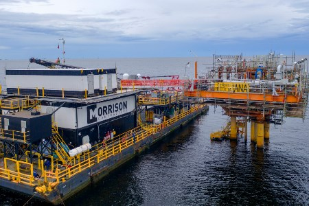 EPCIC project complete offshore Trinidad and Tobago