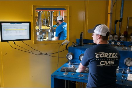 Cortec receives safety certification for valves
