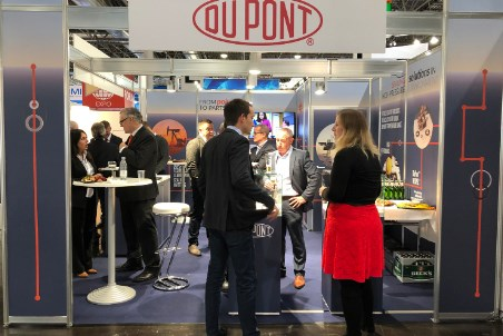 DuPont shows sealing solutions at Valve World Expo