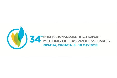34thInternational Scientific & Expert Meeting of Gas Professionals – call for papers extended