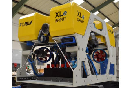 Latest electronic ROV launched by Forum