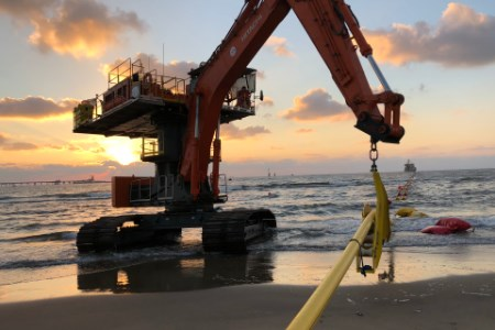 Jan De Nul completes first major umbilical installation project