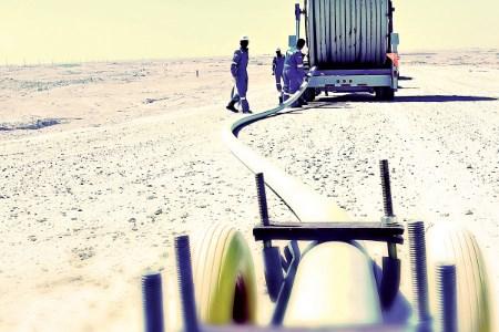 Saudi Aramco adopts cutting-edge pipeline practices