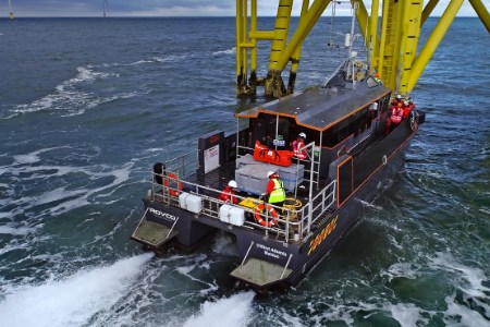 Rovco and Global Marine Group enter invested partnership