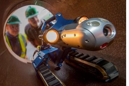 Eddyfi Technologies acquires NDT robotics developer Inuktun