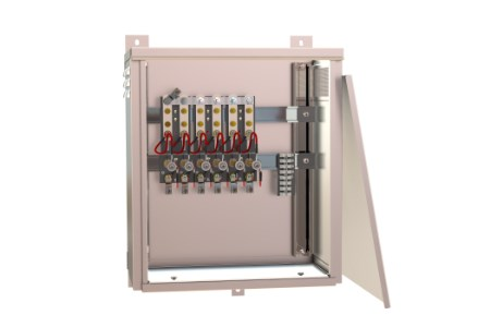 Dairyland Electrical Industries' modular junction boxes